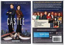 CASTLE - Intégrale saison 1 - Coffret 1 boitier Classique - 3 DVD