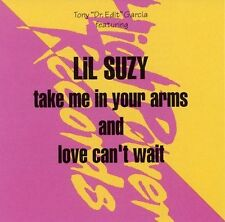 FREE US SH (int'l sh=$0-$3) USED,MINT CD Lil Suzy: Take Me in Your Arms Single