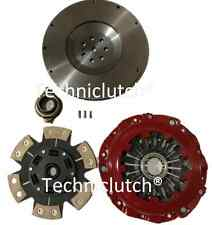 MITSUBISHI LANCER TURBO EVO 7 8 9 LIGHTENED & BALANCED FLYWHEEL & PADDLE CLUTCH