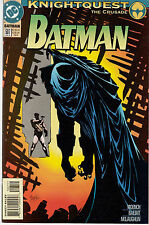 BATMAN 507...NM-...1994...KNIGHTQUEST...Azrael is Batman...Bargain!