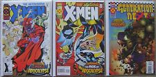 ASTONISHING X-MEN #1 AMAZING X-MEN #2 GENERATION NEXT #3 MARVEL COMICS 1995 NM