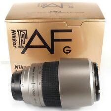Boxed Nikon AF NIKKOR 70-300mm G for D700 D800 D200 D50 1 D2 D3 D600 D7100 D810