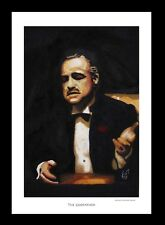 THE GODFATHER:  FINE ART PRINT