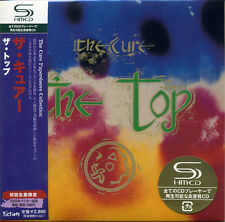 CURE The Top (1984) Japan Mini LP SHM-CD UICY-93481