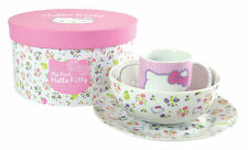 My First Hello Kitty Breakfast/Dinner Set - Ceramic