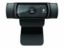 Genuine Logitech C920 HD Pro USB 1080p Webcam