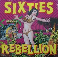 SIXTIES REBELLION - VOL. 5 THE CAVE - FACTORY SEALED VINYL LP