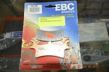Polaris Rear Brake Pads FA314R by EBC (see fitment)