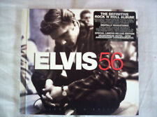 ELVIS PRESLEY, ELVIS 56, 1996 ISSUE,DELUXE EDITION WITH 28 PG BOOKLET,REMASTERED