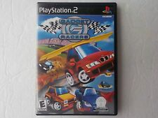 Gadget Racers - Playstation 2 PS2 Black label  Complete Working Screen Shots!