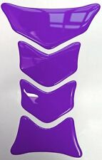 Purple Tyre Tread 160x105mm 3d Resin Domed Resin Tank Pad # Small Version