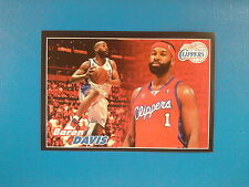 2009-10 Panini NBA Basketball n.278 Baron Davis Los Angeles Clippers