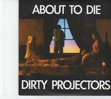 (DQ24) Dirty Projectors, About To Die - 2012 DJ CD