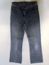 Mangoon  Jeans Hose Schlaghose Blau Stonewashed W30 L30