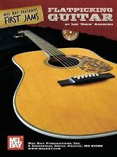 First Jams:  Flatpick Guitar (Mel Bay Presents First Jams), Andrews, Lee Drew, N