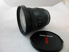 VIVITAR (TOKINA) 19-35mm 1:3.5-4.5  Canon EF.SUPERB Condition T6 T2I T5I T3 5D
