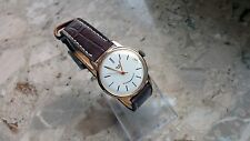 Beautifull GUB Glashutte cal. 69.1 17 Rubis - old collectable wrist watch.