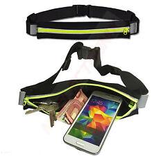 HQ Joggingtasche Laufgürtel Sport Fitness Tasche für Siswoo R9 Darkmoon GELB