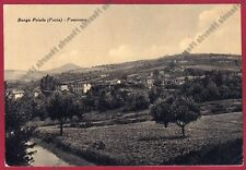 PAVIA BORGO PRIOLO 01 Cartolina viaggiata 1956