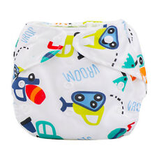 Hot Newborn Baby Summer Cloth Diaper Cover Adjustable Reusable Washable Nappy