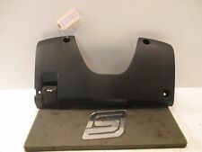 2001 Mitsubishi Eclipse driver lower dash cover