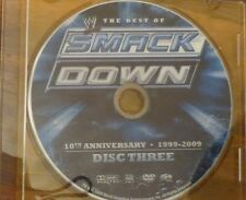 Best of Smackdown: 10th Anniversary, Disc Three 1999-2009 (DVD)