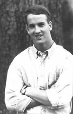 PEYTON MANNING High School Yearbook SENIOR YEAR  BEST Yearbook with TONS of pics