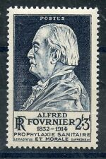 TIMBRE FRANCE NEUF N° 789 ** ALFRED FOURNIER