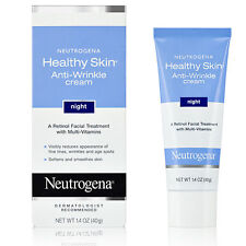 Neutrogena Healthy Skin Anti-Wrinkle Night Cream,1.4 OZ