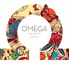 OMEGA - The Beaty Sixties - CD Moiras