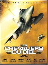 2 DVD ZONE 2 COLLECTOR DIGIPACK--LES CHEVALIERS DU CIEL--PIRES/MAGIMEL/CORNILLAC