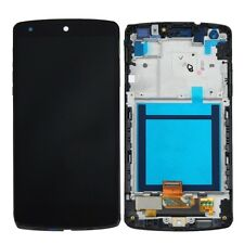 GLS: DISPLAY+ TOUCH SCREEN+ CORNICE LG NEXUS 5 BLACK D820 OPTIMUS GOOGLE COVER