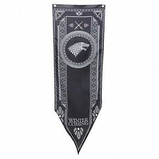 Game Of Thrones Stark Great Houses Of Westeros Winterfell Tournament Banner