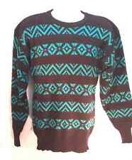 1970's Vintage Ossi Skiwear Sweater Size Large Mint Condition