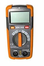 SP TOOLS Digital Multimeter with Temperature Probe - SP62015 - POCKET SIZE