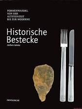 Fachbuch Historische Bestecke I Der Amme Standardwerk NEUBUCH OVP