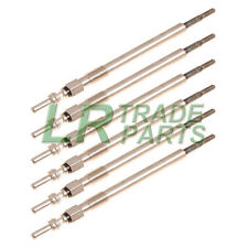 LAND ROVER DISCOVERY 3 TDV6 2.7 GLOW PLUG SET, PRE HEATER PLUGS X6 - 1354289