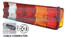 MERCEDES SK SCHWERE KLASSE REAR RIGHT HAND TAIL LAMP WITHOUT NUMBER PLATE LIGHT