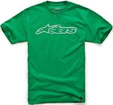Alpinestars Blaze Classic Tee (XXL) Kelly Green / Grey