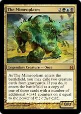 THE MIMEOPLASM Commander 2011 MTG Gold Creature — Ooze MYTHIC RARE