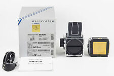 *RARE EX+ BOX* Hasselblad 503CW Chrome MILLENNIUM Kit with A12 film back