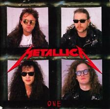 METALLICA - One (CD 1989) RARE JAPAN 5-Track EP EXC +OBI CBS/Sony 23DP 5438