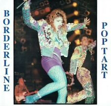 "Rare ! Madonna Borderline Poptart Virgin Tour 1985 Live 12"" LP VINYL"
