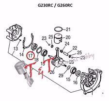 Zenoah Oil Seals G260PUM G300PUM