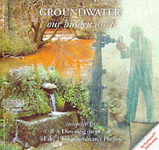 GROUNDWATER: OUR HIDDEN ASSET (EARTHWISE POPULAR SCIENCE BOOKS), Unknown, Used;