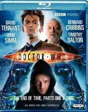 Doctor Who: #202: The End of Time (Blu-ray)