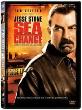 Jesse Stone: Sea Change (2009, REGION 1 DVD New) WS