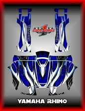 YAMAHA RHINO UTX SXS  SEMI CUSTOM GRAPHICS KIT FLOW