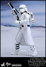 Hot Toys Star Wars 7 Force Awakens First Order Snowtrooper 1/6 Figure In Stock