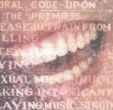 Supposed Former Infatuation Junkie (CD) by Alanis Morissette (Shelf CD 35)